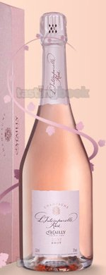 Sparkling wine, L'Intemporelle Rosé 2005