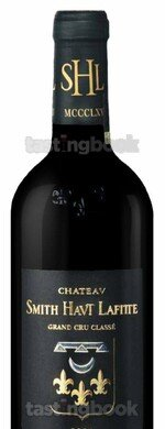 Red wine, Château Smith Haut Lafitte 2016