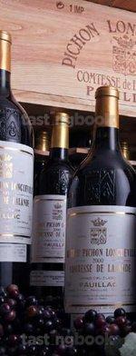 Red wine, Château Pichon Longueville Comtesse de Lalande 2005