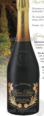Sparkling wine, Cuvée Spéciale Les Chétillons Le Mesnil 1999