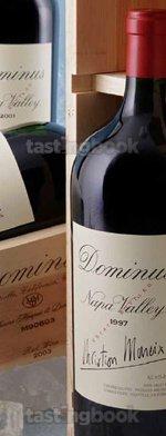 Red wine, Dominus 1997