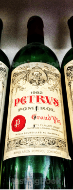 Red wine, Pétrus 1982