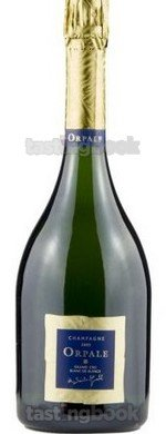 Sparkling wine, Orpale 2002