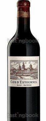 Red wine, Château Cos d'Estournel 2019