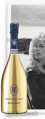 Sparkling wine, Cuvée Brigitte Bardot NV (10's)