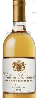 Sweet wine, Château Suduiraut 2015