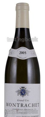 White wine, Montrachet 2005