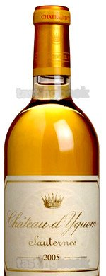 Sweet wine, d'Yquem 2005