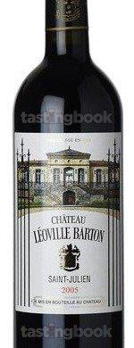 Red wine, Chateau Leoville-Barton 2005