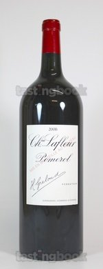 Red wine, Lafleur 2008