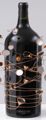 Red wine, Ornellaia 2008
