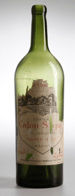 Red wine, Château Calon Ségur 1943