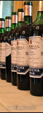Red wine, Imperial Gran Reserva 1949