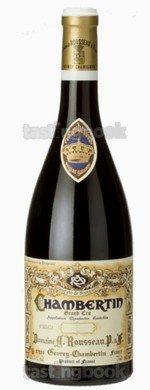 Red wine, Chambertin 2016