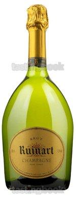 Sparkling wine, R de Ruinart NV (10's)