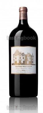 Red wine, Château Haut-Brion 2008