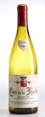 Red wine, Clos de la Roche 1999