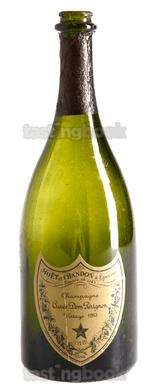 Sparkling wine, Dom Pérignon 1983
