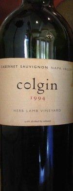 Red wine, Herb Lamb Cabernet Sauvignon 1994