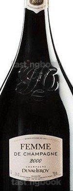 Sparkling wine, Femme de Champagne 2000