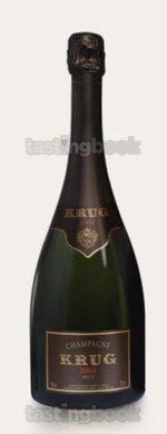 Sparkling wine, Krug Vintage 2004