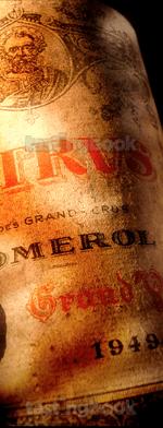 Red wine, Pétrus 1949