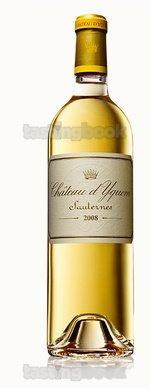 Sweet wine, d'Yquem 2008