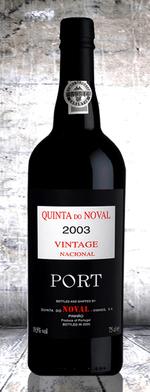 Fortified wine, Nacional Vintage Port 2003