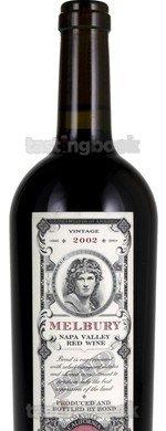 Red wine, Melbury 2002