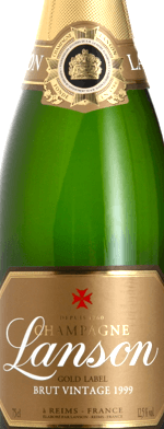 Sparkling wine, Gold Label 1999
