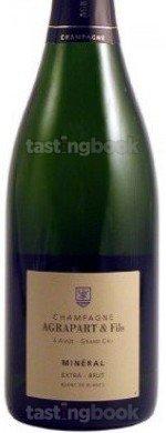 Sparkling wine, Mineral Blanc de Blancs Extra Brut 2012