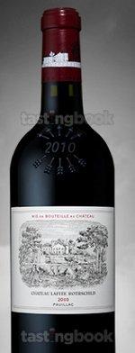 Red wine, Lafite-Rothschild 2010