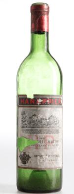 Red wine, Chateau Leoville-Barton 1948