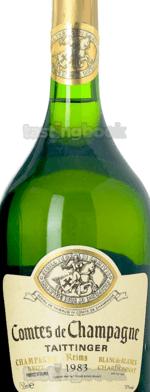 Sparkling wine, Comtes de Champagne 1983