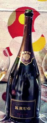 Sparkling wine, Krug Vintage 1996