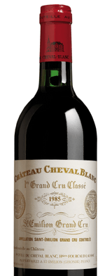 Red wine, Cheval Blanc 1985