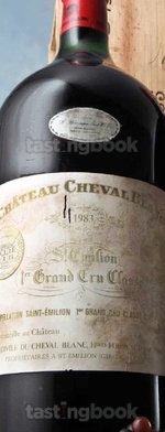 Red wine, Cheval Blanc 1983