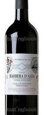 Red wine, Barbera d'Alba 2011