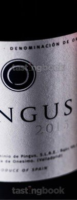 Red wine, Pingus 2015