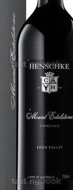 Red wine, Mount Edelstone 2013