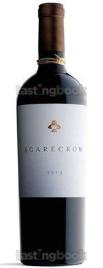 Red wine, Scarecrow 2013