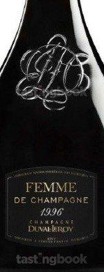 Sparkling wine, Femme de Champagne 1996