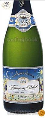Sparkling wine, Entre Ciel et Terre NV (10's)