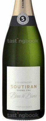 Sparkling wine, Blanc de Blancs 2010