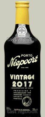 Fortified wine, Niepoort Vintage  2017