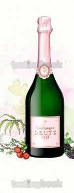 Sparkling wine, Brut Rosé NV (10's)