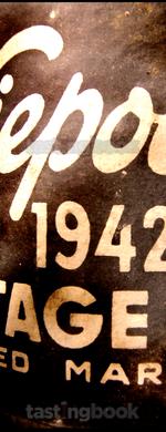 Fortified wine, Niepoort Vintage  1942