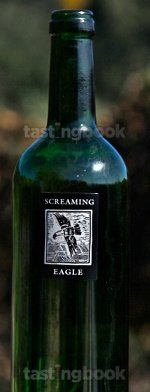 Red wine, Screaming Eagle 2008