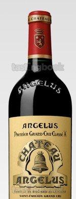 Red wine, Château Angelus 2017