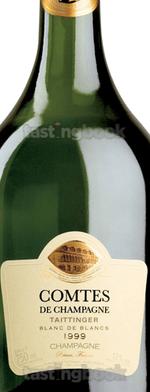Sparkling wine, Comtes de Champagne 1999